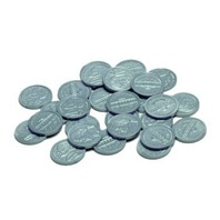 Learning Advantage Ctu7522 Plastic Coins 100 Nickels