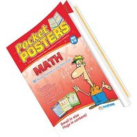 POCKET POSTER MATH 3-5