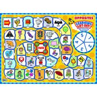 LANGUAGE LEARNING OPPOSITES LIFT