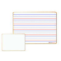 MAGNETIC DRY-ERASE LINED & BLANK