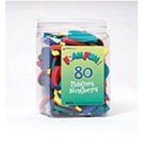 Dowling Magnets Foam Fun Magnet Numbers