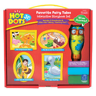 HOT DOTS JR INTERACTIVE STORYBOOK
