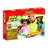 HOT DOTS TOTS ANIMALS