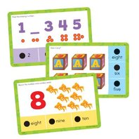 Educational Insights Hot Dots Jr. Cards - Numbers & Counting (2353)