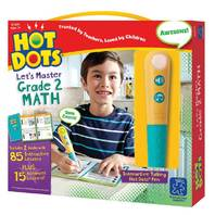 HOT DOTS JR LETS MASTER MATH GR 1
