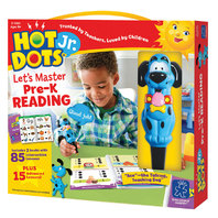 HOT DOTS JR LETS MASTER MATH GR 3