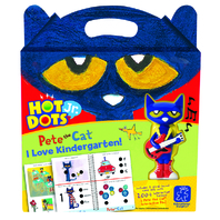 HOT DOTS JR PETE THE CAT I LOVE