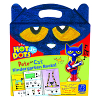 HOT DOTS JR PETE THE CAT