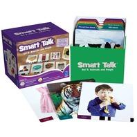 Educational Insights Smart Talk Animals & People Card Set#3