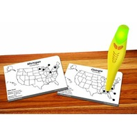 Educational Insights States & Capitals- Hot Dots (2764)