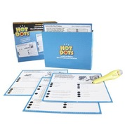 Hot Dots Learn-to-Solve Word Problems Card Set, Grades 4-6
