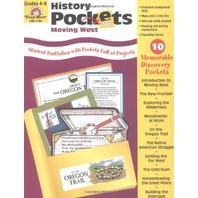 History Pockets: Moving West, Grades 4-6+