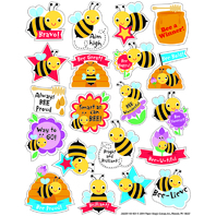 HONEY SCENTED STICKERS