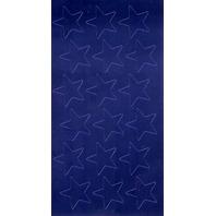 "Eureka Presto-Stick(R) Foil Stars, 1/2"", Blue, Pack Of 250"