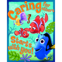 FINDING NEMO CARING FOR OTHERS