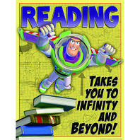 TOY STORY INFINITY 17X22 POSTER