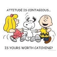 Peanuts - Attitude Poster; 17 x 22; no. EU-837530