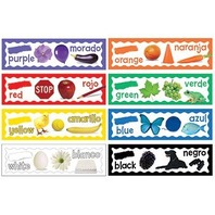 Eureka Colors Mini Bulletin Board Sets