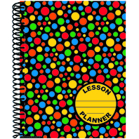 DOTS ON BLACK LESSON PLAN & RECORD