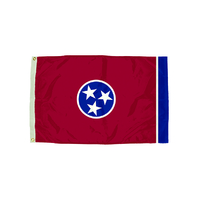 3X5 NYLON TENNESSEE FLAG HEADING &