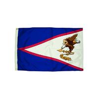 3X5 NYLON AMERICAN SAMOA FLAG