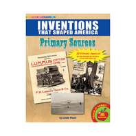 PRIMARY SOURCES INVENTIONS THAT