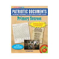 PRIMARY SOURCES PATRIOTIC DOCUMENTS