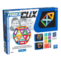 POWERCLIX 74 PEICE EDUCATIONAL SET