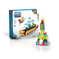 IO BLOCKS 192 PIECE SET