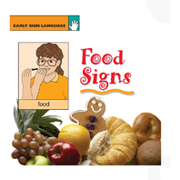 EARLY SIGN LANGUAGE FOOD SIGNS