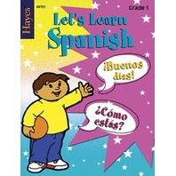 Lets Learn Spanish; Grade 1
