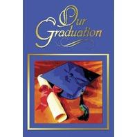 Our Graduation Program Cover 25/set