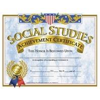 Social Studies Achievement