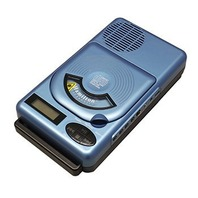 Hamilton Electronics Vcom Portable Cd Mp3 Player