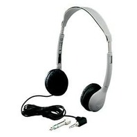 Hamilton Schoolmate Personal Mono/Stereo Headphone With Leatherette - Hamilton MS2L