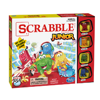 SCRABBLE JUNIOR BRAND CROSSWORD