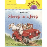 Sheep in a Jeep (Read-Along Book & CD)