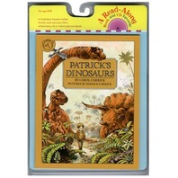 Patrick's Dinosaurs Book & CD (Read Along Book & CD)