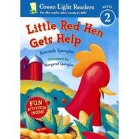 The Little Red Hen (Book and CD)