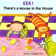 Eek! There's a Mouse in the House (Sandpiper paperbacks)