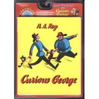 Curious George Book & CD