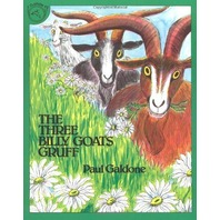 The Three Billy Goats Gruff (Paul Galdone Classics)