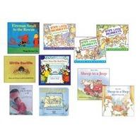 Best-Selling Board Books, Set Of 10 Books