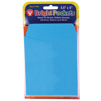 BRIGHT LIBRARY POCKETS 300CT