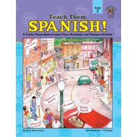 Teach Them Spanish!, Grade 2
