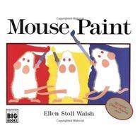 Mouse Paint (Harcourt Brace Big Books)