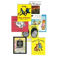 Spanish Series Childrens Book Set, 7 Books