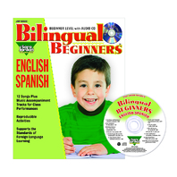 BILINGUAL SONGS & ACTIVITIES BOOK