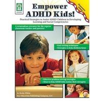 Carson Dellosa Ke-804004 Empower Adhd Kids