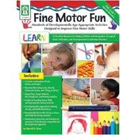 Fine Motor Fun, Grades PreK - K